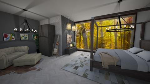 IP Diego - Bedroom - by avawrightthewrightone