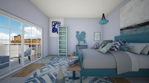 blue room - by Ellie318