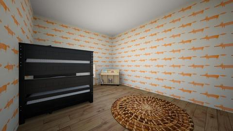 bedroom for kids - Modern - Kids room - by edan