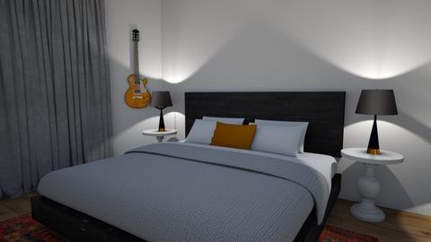 jaydne office - Bedroom - by heatherkr