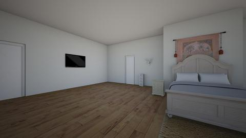 hiii bedroom time - Minimal - Bedroom - by molliethomas