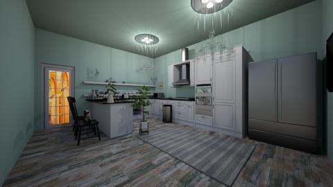 kitchenn - Kitchen - by joja12345678910