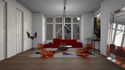 Template Baywindow Room - Modern - by nickynunes