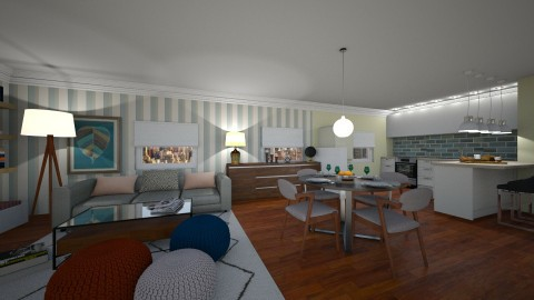 274Apartment Redecoration - by Agata_ody