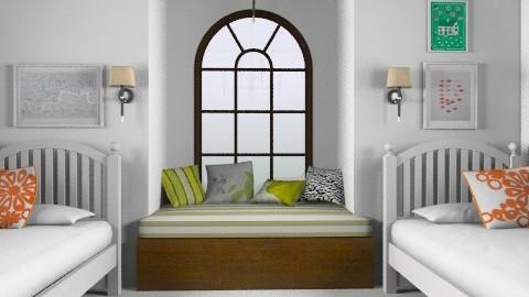 BDRM 4 2 bonita2014 - Classic - Bedroom - by hunny
