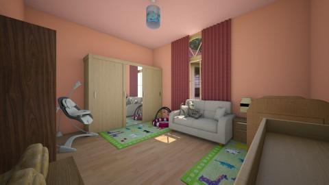 Dozsa - Glamour - Kids room - by Ritus13