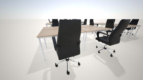Main Office extra desks 2 - by SpecialEffect