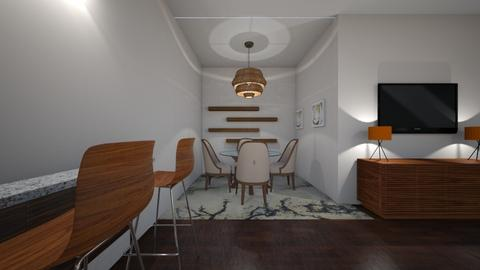 BOW TH Remodel 3 - Dining room - by TColl3