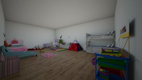 Kids Room - by Bindislays