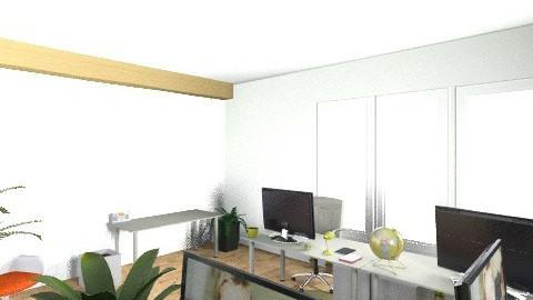atbureau - Vintage - Office - by aquaterra