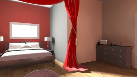 Bedroom  - Bedroom - by adriana_starr7