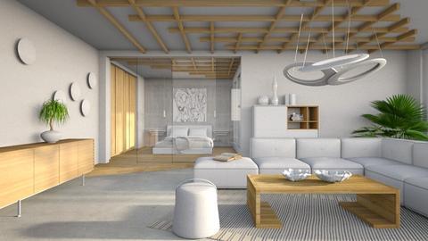 Sussex - Living room - by Liu Kovac