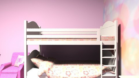 DollHouse - Minimal - Kids room - by mitti10