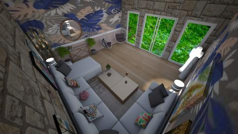 family home 56 - Modern - Living room - by Stavroula Chatzina