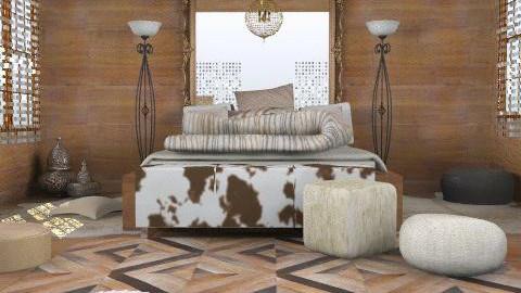 my east room - Minimal - Bedroom - by chania