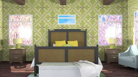 The Customer Walks out Happy (: - Classic - Bedroom - by HSSmith