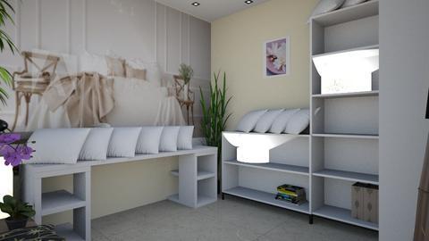Corintia pillows - by latvanytervek