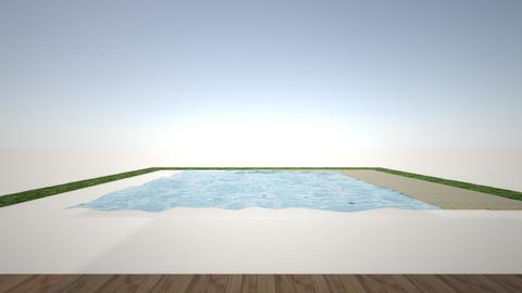 pool - Garden - by tfuss16