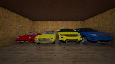 car - Office - by arthuroa