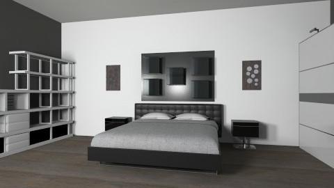 Bedroom - Modern - Bedroom - by Convers
