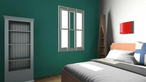 Bedroom testing - Modern - Bedroom - by gabriela_a