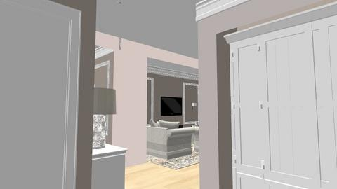 ANTONIO  LIVING ROOM exam - Living room - by TatjanaVagizova
