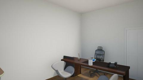 boss office - Minimal - Office - by amarah