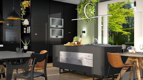 KeukenUrbanbbb - by Gwenda van Maaren