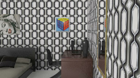 The Retro Station - Retro - Bedroom - by Brandon M