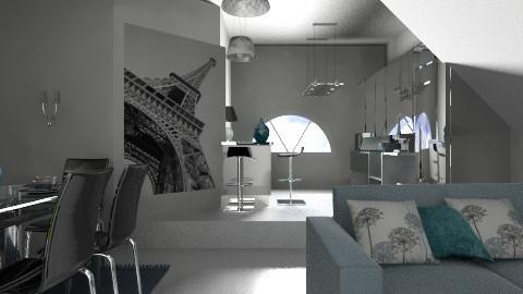 paris - Modern - by tita
