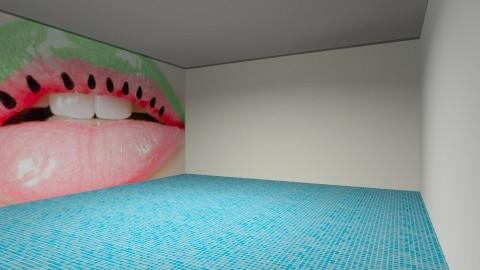 Watermelon room  - by ferky