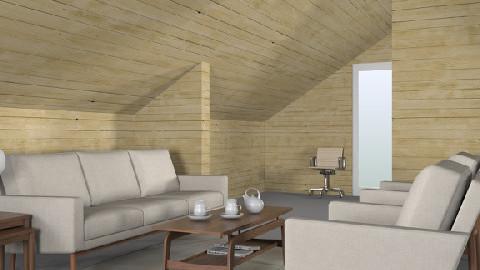 DWR- final Print - Minimal - Living room - by TV Renders