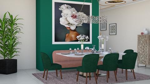 Dining_Room - Dining room - by maritaaslamazashvili