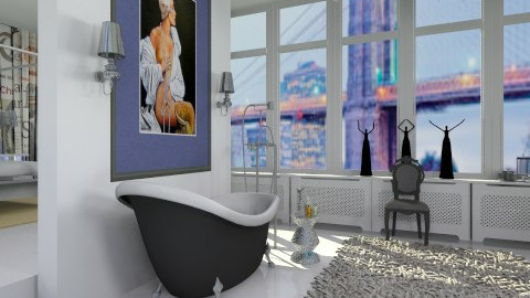 City Girl - Eclectic - Bathroom - by AlSudairy S