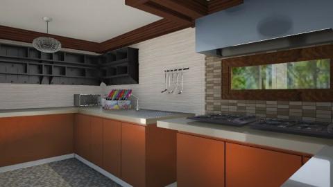 A Kitchen A - by saniya123