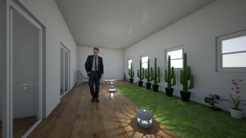 Apartment 376 - Modern - Garden - by Gabrielborre18