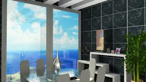 Panorama2 - Living room - by Glory