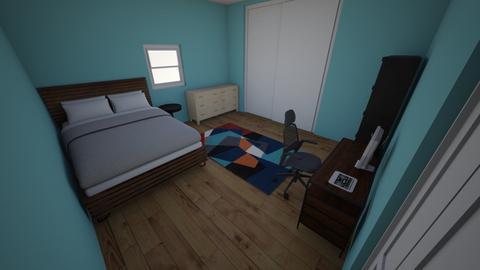 Dylan B - Bedroom - by senewby