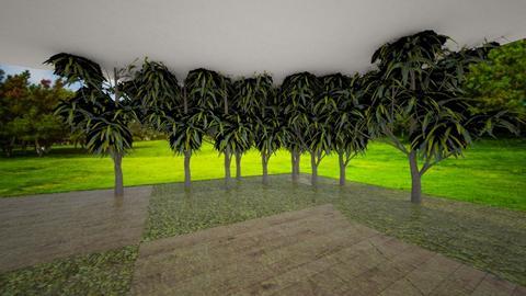 ESCENA - Garden - by Alfeku