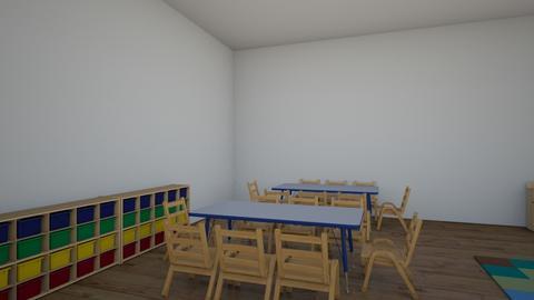 preschool  - Kids room - by Marybeth02