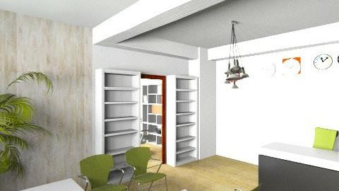asa10 - Office - by farhad