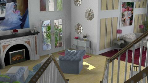 Design Based On Old Doll House - Classic - by Open Spaces