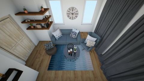 new room - Living room - by lizahaeb47