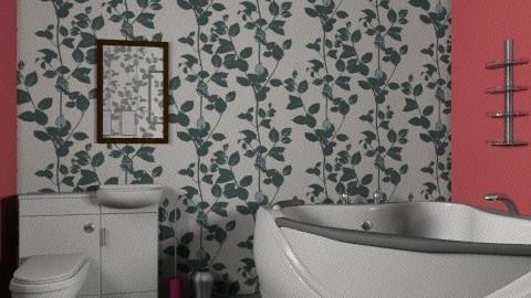 katie morris - Glamour - Bathroom - by fairyprincessbutterflyfluffkins