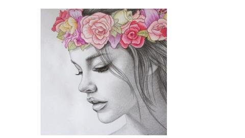 the flower puff girl  - by imtheschoolgirl