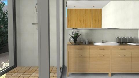 Walk In - Modern - Bathroom - by ovchicha