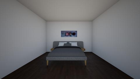 Bedroom - by JenniferLewi