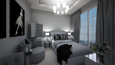 Park Lane - Modern - Bedroom - by deleted_1565009666_athinaste