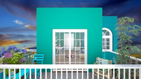 boy  - Bedroom - by hannanex