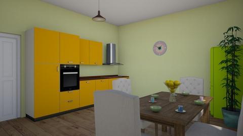 Kitchen  - Kitchen - by Petrovskaya_os